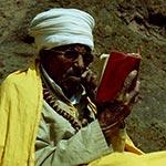 Život vKristu.   Cesta vKristu vede kpravému, živému Bohu.   (Etiopie)